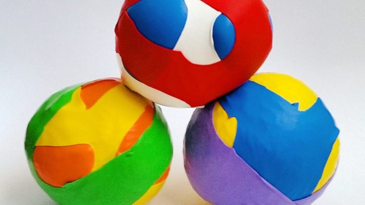 The art of juggling is not a throw-away skill