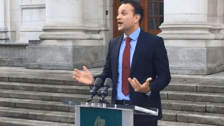 Taoiseach confirms public Mass can begin from June 29