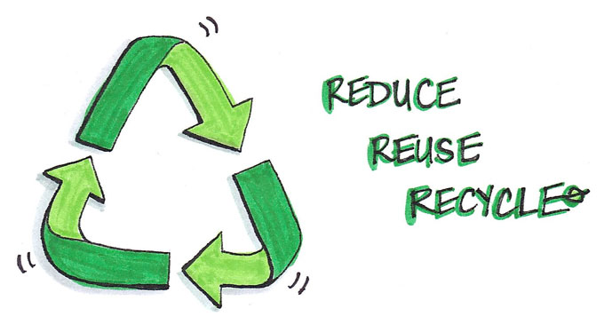 Waste Reduction measures welcome: Eco Congregations