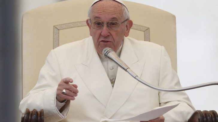 Eyes of the world are on us, Pope tells abuse summit