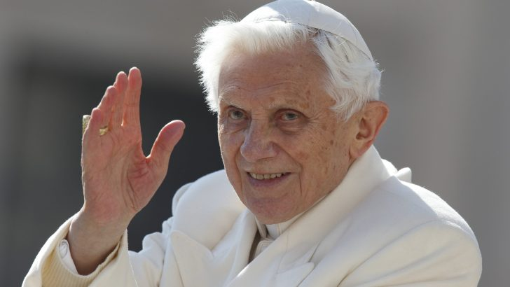 Francis praises Benedict's writings on Faith