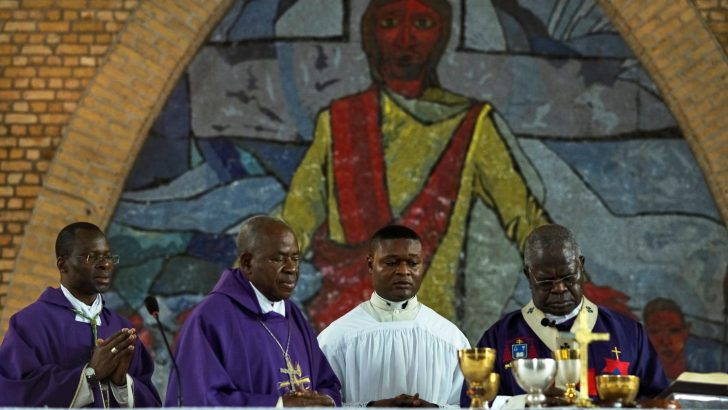Bishop's in Congo decry attempts to discredit Church leaders