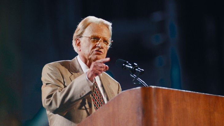 The legacy of Rev. Billy Graham