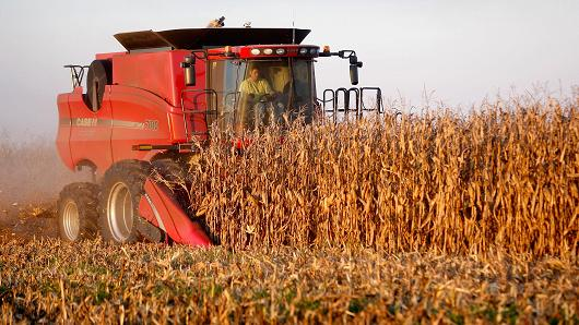Farmers respond to Africa equipment appeal