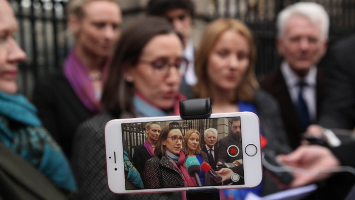 Proposed abortion law 'exact opposite' of healthcare – medical group