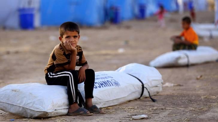 Don't detain child refugees like criminals – United Nations