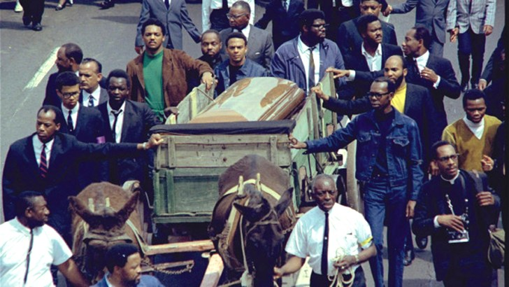 50 years after King's assassination the dream remains elusive