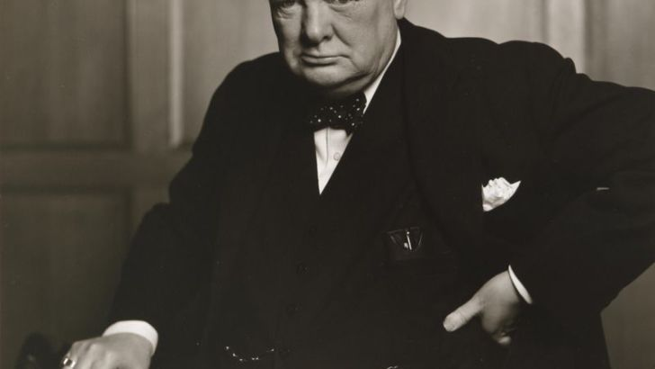 Churchill, the British leader and the Irish problem