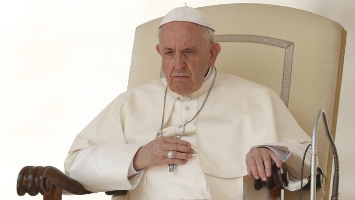 Fear division, not difference, Pope says