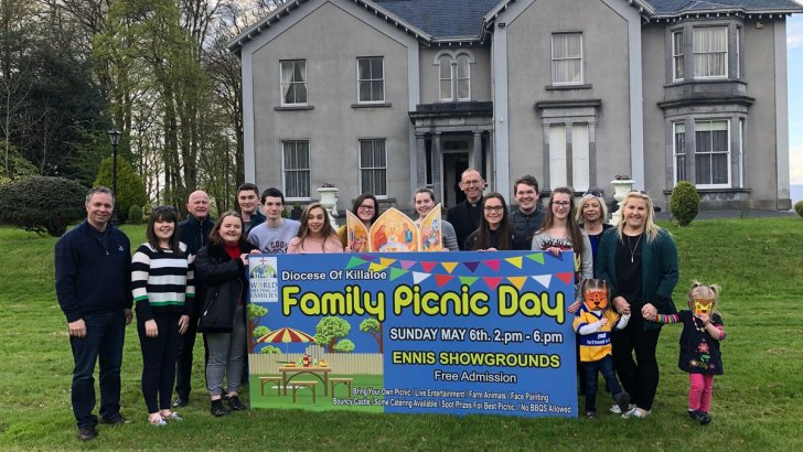 Killaloe celebrates first ever 'Family Picnic Day'