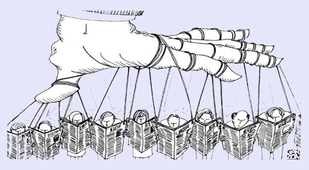 Marinating in media manipulation
