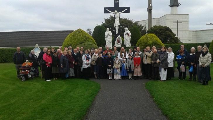 120 French pilgrims set to visit Dublin for WMOF