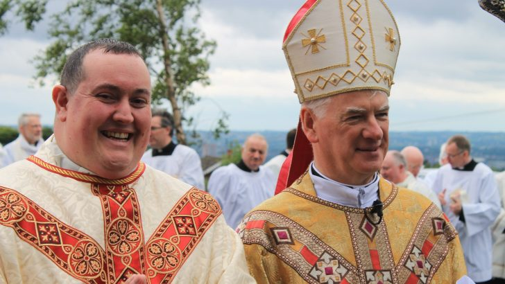 Priests urged to channel lay vision of the future