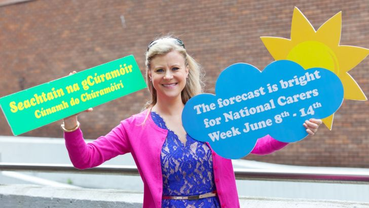 Funding shortfall highlighted as Carers Week is launched