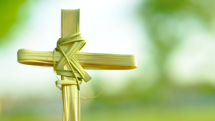 Some ideas to welcome Jesus on Palm Sunday