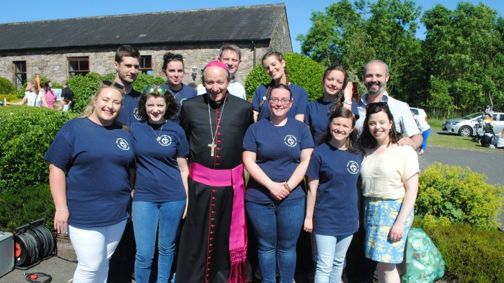 Hundreds flock to Mount Melleray for WMOF fun day