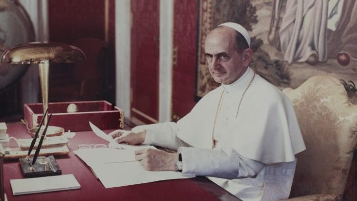 Book breaks 'myth' Humanae Vitae was one-man show