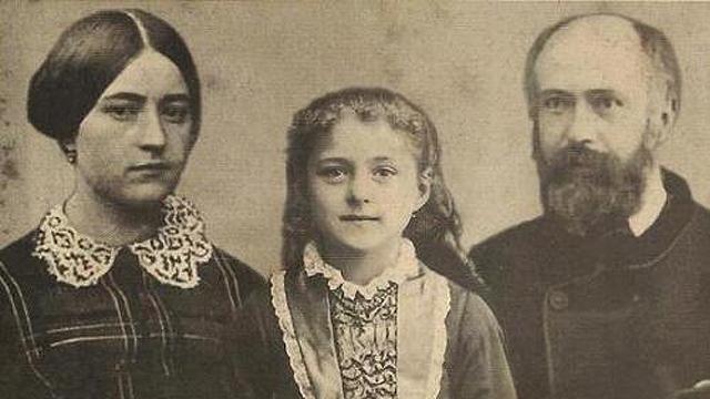 The parents who made Thérèse Martin a saint