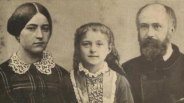 The parents who made Thérèse Martin a saint
