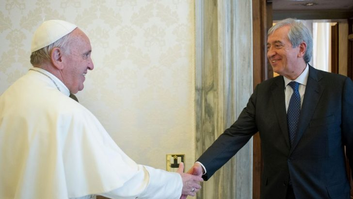 Cloud of obscurity surrounds Vatican's ex-auditor general