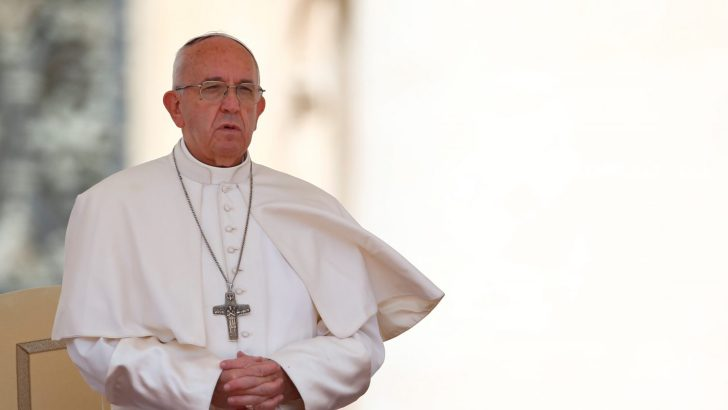 Priestly celibacy should not be optional, says Pope Francis
