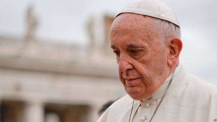 Pope Francis a 'dismal failure' on abuse – safeguarding expert