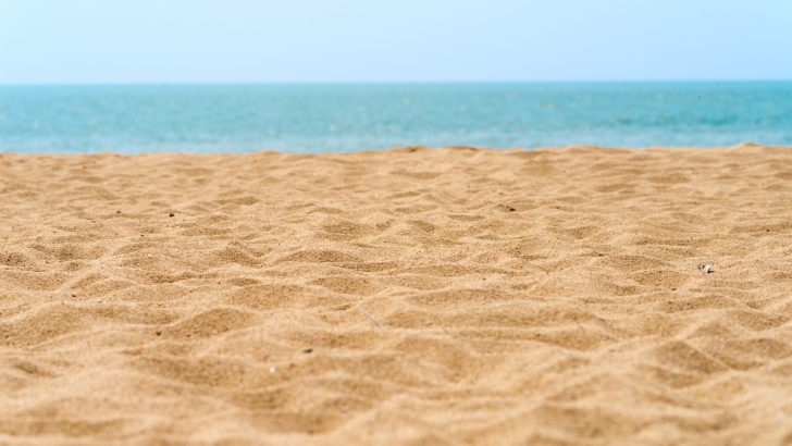 Five sand science experiments for you to enjoy