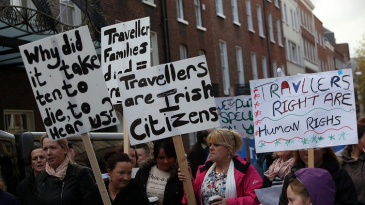 'No surprise' that Travellers are forced to sleep in Garda stations – priest