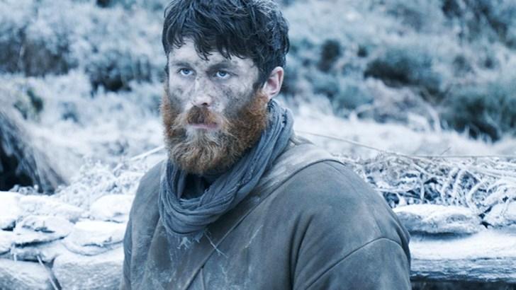 Indestructible vigilante hero in famine-ravaged Ireland