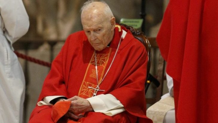 McCarrick – the real choices