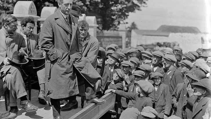 Cathal Brugha: a fanatic of a noble cause