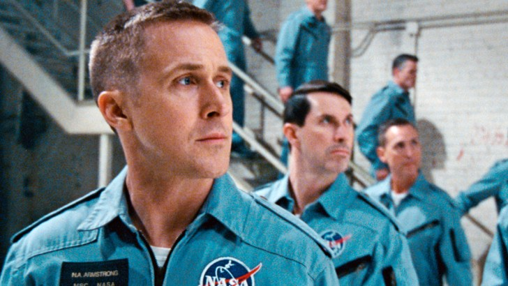 A giant lunar leap for Gosling and Chazelle