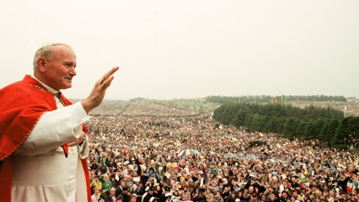 Judging a saint: the legacy of John Paul II after the McCarrick report