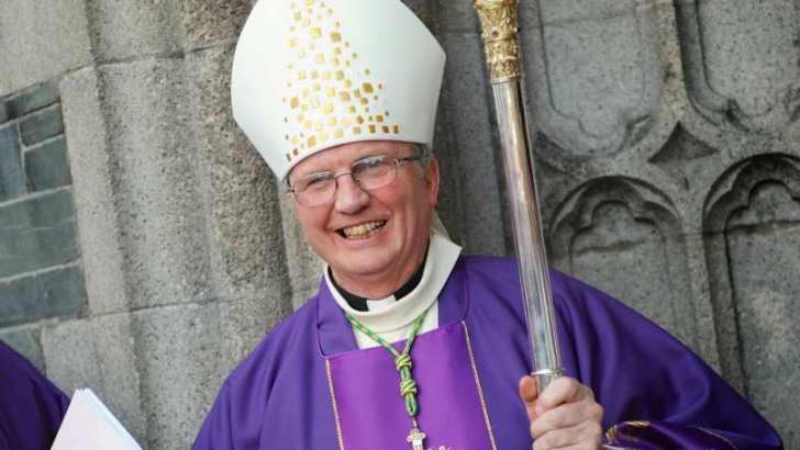 Derry bishop wins award for 'dedication to peace'