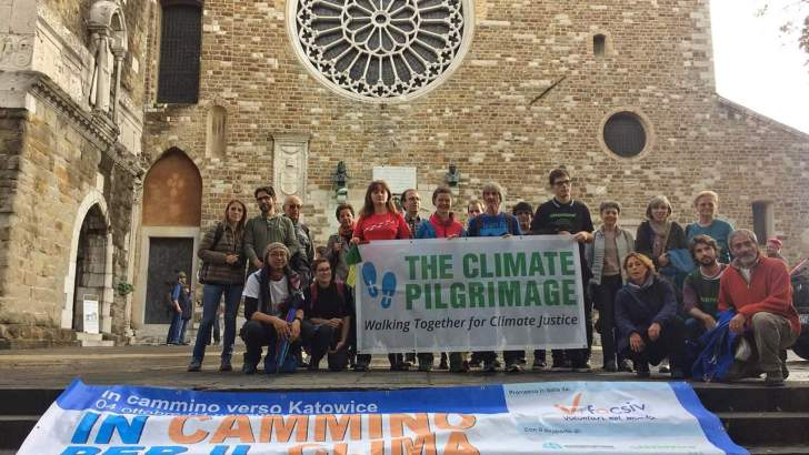 Parishes can 'lead' on climate change as UN summit kicks off