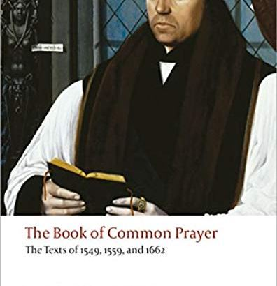 The Book of Common Prayer is becoming more common to all