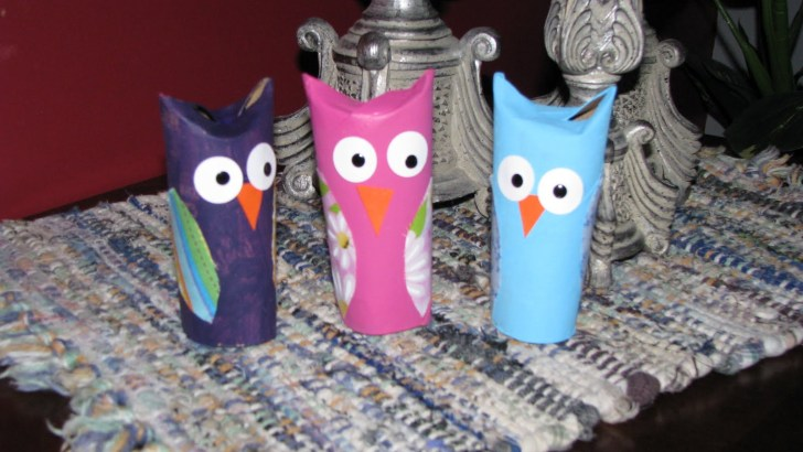 Arts and crafts – what a hoot!