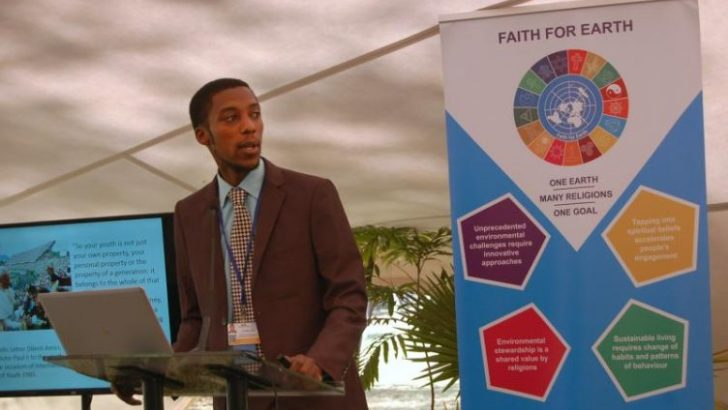 African youth networks urges: listen to young people on ecology