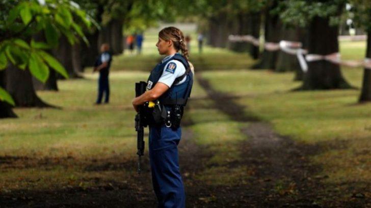 Bishop condemns 'savage' New Zealand terror attack