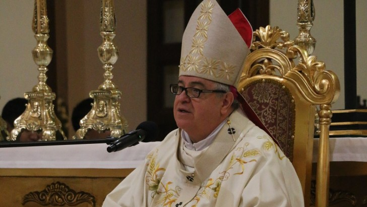 Archbishop wins defamation suit after being called 'Peruvian Juan Barros'