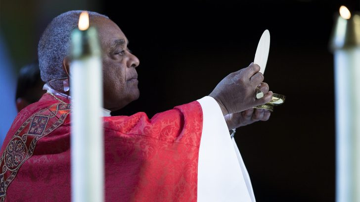 Atlanta Archbishop Gregory named as new leader of Washington Archdiocese
