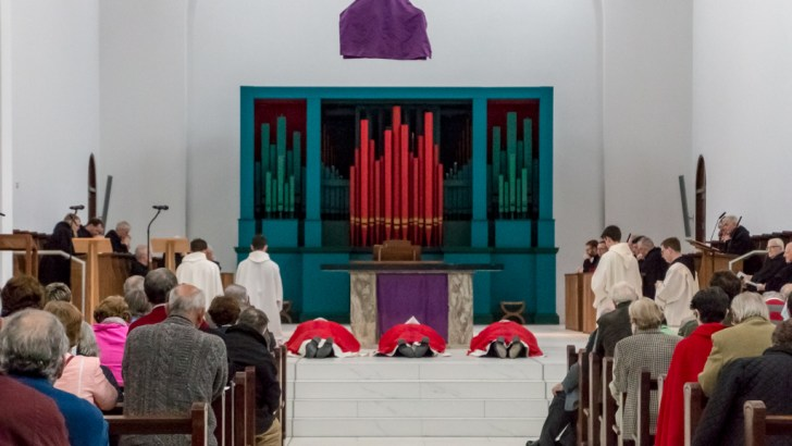 Getting the most from the Easter Triduum