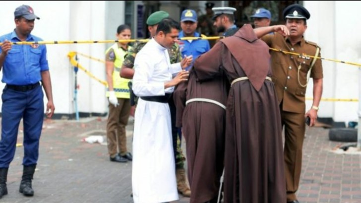 Wave of attacks against Christians in Sri Lanka