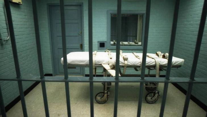 Texas bans prison chaplains from execution chambers
