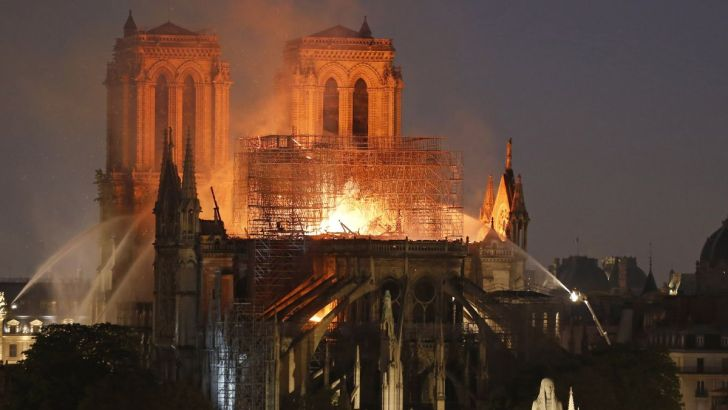 Serious lessons from the flames of Notre Dame