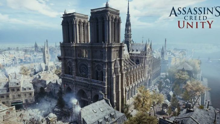 Video game to help in restoring damaged Notre-Dame cathedral