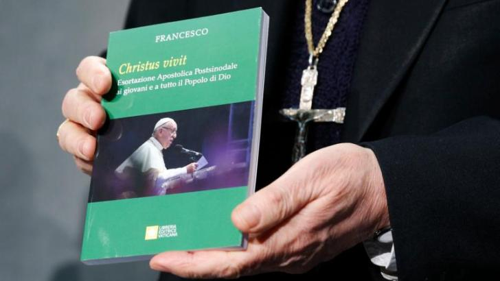 Pope Francis' loud call to the world's rising generations