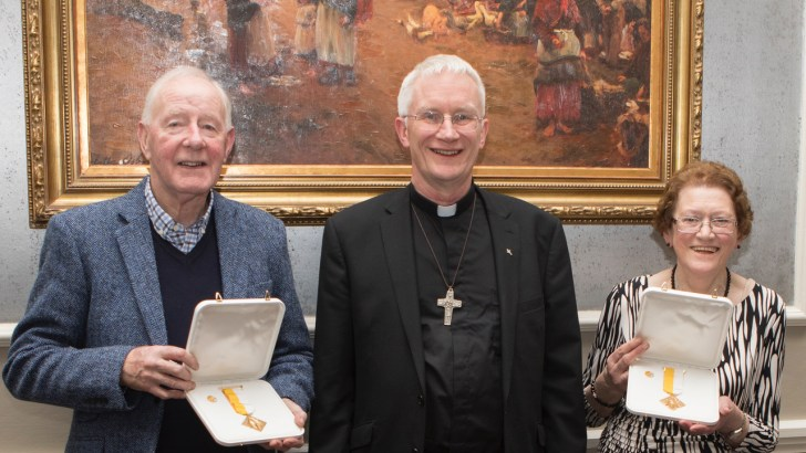 Pushing for positive change in the parish