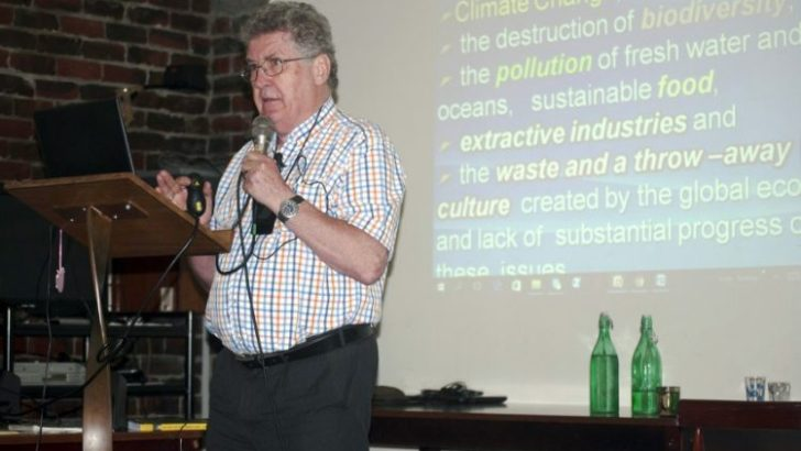 Government climate plan is unrealistic, says eco-theologian
