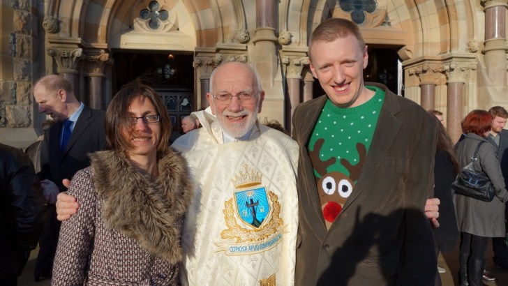 Pioneering a shared Eucharist